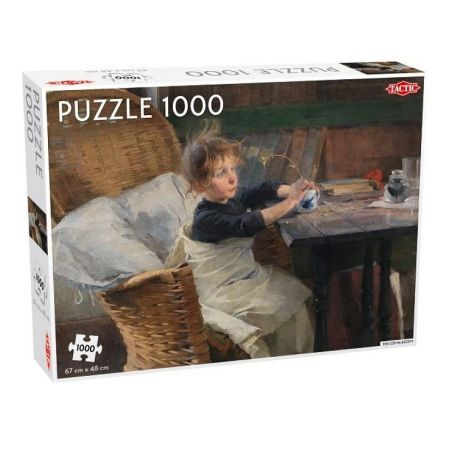 Puzzle 1000 Schjerfbeck Toipilas