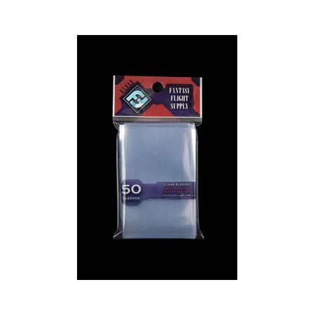 FFG Mini European Board Game Sleeves 50