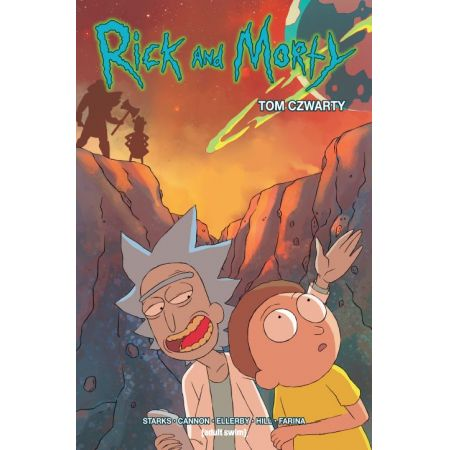 Rick i Morty. Tom 4